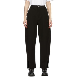 YMC Black Liz Trousers