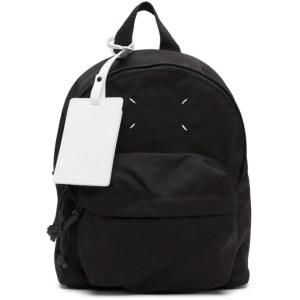 Maison Margiela Black Mini Classic Backpack