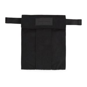 Fumito Ganryu Black 3-Way Military Pouch