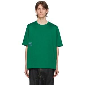 Fumito Ganryu Green Rebuilt T-Shirt