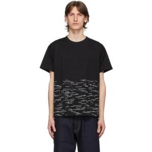 Fumito Ganryu Black Graphic T-Shirt