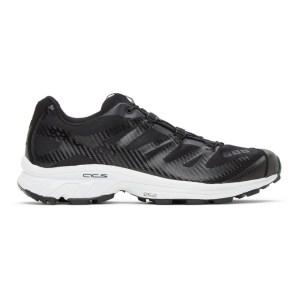 Fumito Ganryu Black Salomon Edition XT-4 Sneakers