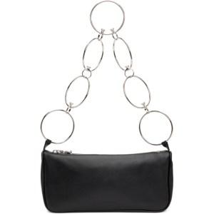 Dheygere Black Jewellery Shoulder Bag