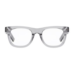 RETROSUPERFUTURE Grey Ciccio Square Glasses