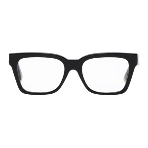 RETROSUPERFUTURE Black America Square Glasses