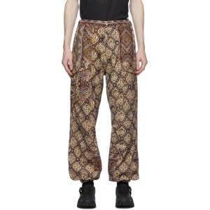 paria /FARZANEH Multicolor Iranian Ghalamkar Gore-Tex® Infinium Trousers