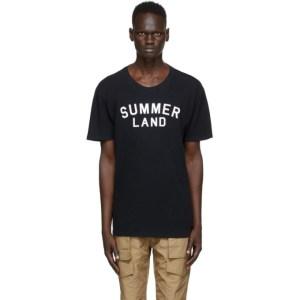 Nahmias Black Summerland T-Shirt