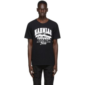 Nahmias Black Campus T-Shirt