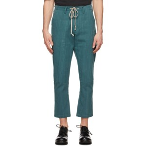 Stay Made Blue Carpenters Patch Trousers