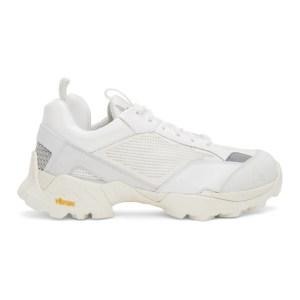ROA White Lhakpa Sneakers
