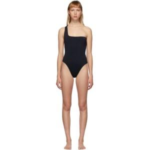 Haight Black Sofia One-Piece Swimsuit