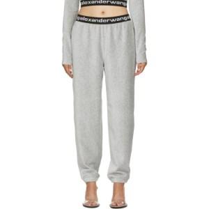 alexanderwang.t Grey Corduroy Lounge Pants