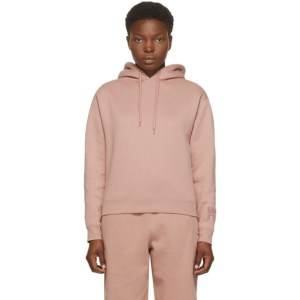 alexanderwang.t Pink Foundation Terry Hoodie