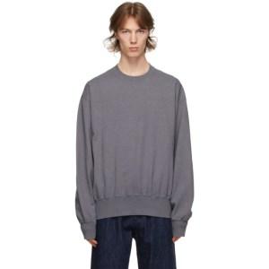 Kuro Grey Giza Suvin Sweatshirt