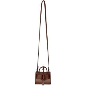 BOYY Burgundy Mini Bobby Charm Bag