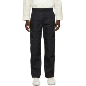 Deveaux New York Black Gus Trousers