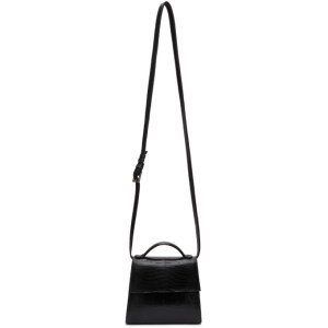 Hunting Season Black The Small Top Handle Bag