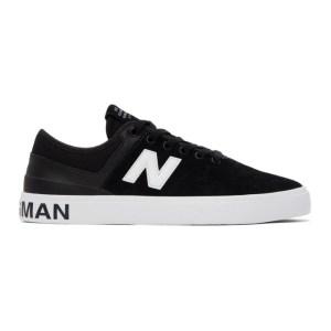 Junya Watanabe Black New Balance Edition Numeric 379 Sneakers
