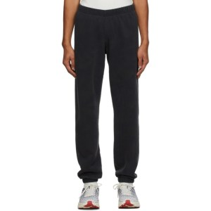 ERL Black Daisy Lounge Pants