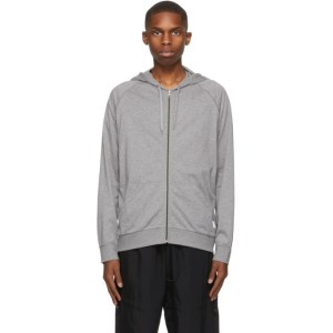 Paul Smith Grey Lounge Zip Hoodie
