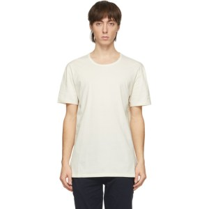 Paul Smith Off-White Crewneck T-Shirt