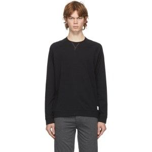Paul Smith Black Jersey Long Sleeve T-Shirt