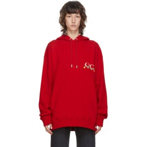 Opening Ceremony Red Phone Hoodie