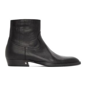 Golden Goose Black Rock Jimi Zip Boots