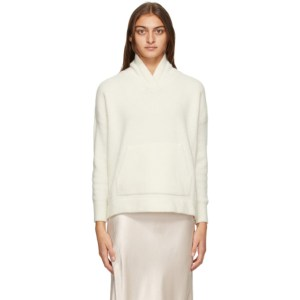 Max Mara Leisure Off-White Alpaca Gettone Sweater