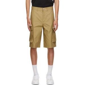 Givenchy Beige Cargo Shorts