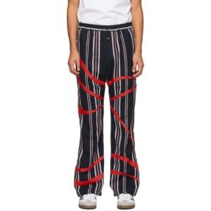 Ahluwalia Navy Echo Lounge Pants