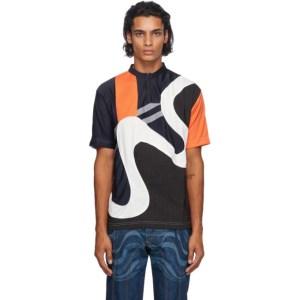 Ahluwalia Multicolor Lucea Zip T-Shirt