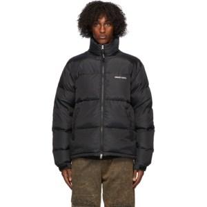 Axel Arigato Black Down Observer Puffer Jacket