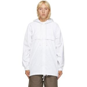 GR10K White Klopman Twill Jacket