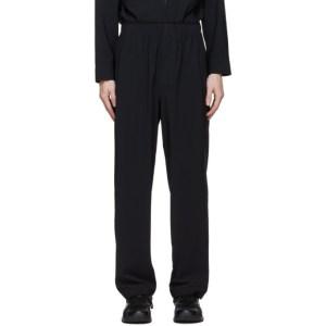 GR10K Black Ultrasound Trousers