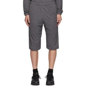 GR10K Grey Polartec® Power Grid Mountain Corpus Shorts
