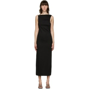 Christopher Esber Black Yrjo Dress