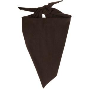 extreme cashmere Brown Cashmere Triangular Witch Scarf