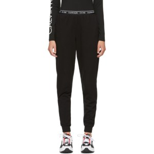 Calvin Klein Underwear Black CK One Jogger Lounge Pants