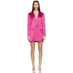 Gauge81 Pink Tunja Blazer Dress