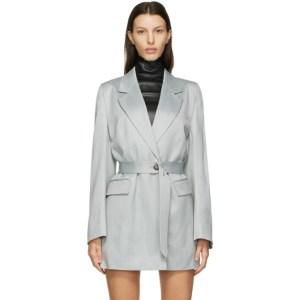 Gauge81 Grey Merida Blazer