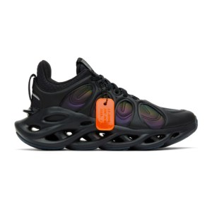 Li-Ning Black Iridescent Lining Ace Arc Sneakers