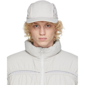 Post Archive Faction PAF Grey 3.1 Technical Right Cap
