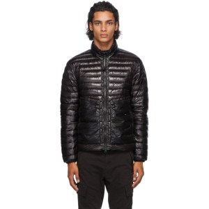 C.P. Company Black Down Medium Jacket