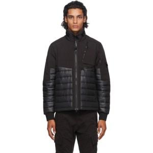 C.P. Company Black Nylon Short Jacket