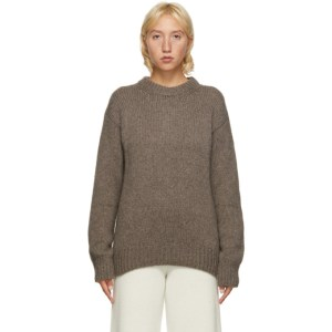 Arch The Brown Cashmere Sweater
