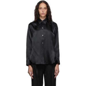 Arch The Black Silk Shirt