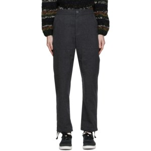 Wood Wood Grey Hamish Trousers