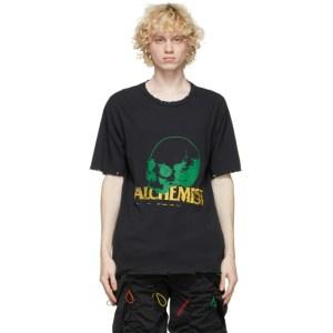 Alchemist Black Smash It Up T-Shirt