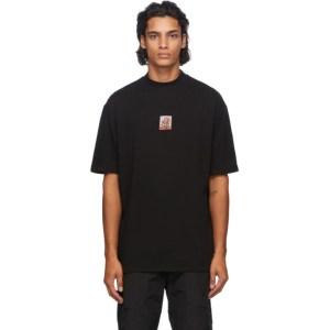 Boramy Viguier Black Patch T-Shirt